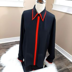 Vintage 80's Simon Chang blouse